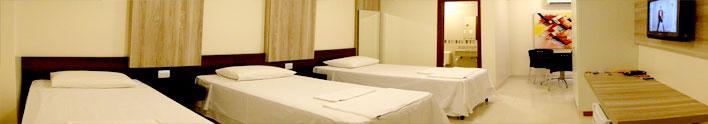 Acomodações – Executivo Hotel